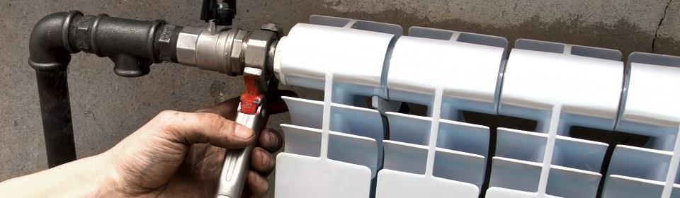 Reparatie verwarming